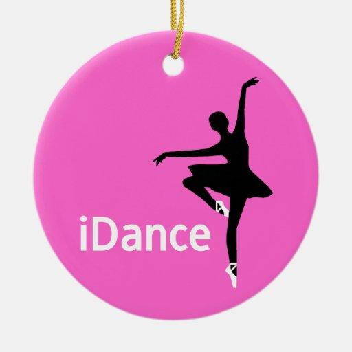 iDance (I Dance) Ornament