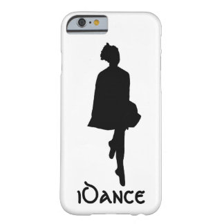 iDance Irish Dancer Silhouette Barely There iPhone 6 Case