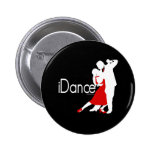 iDance Pinback Button