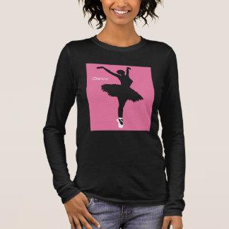 iDance (Pink) Long Sleeve T-Shirt