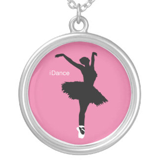 iDance (pink) necklace