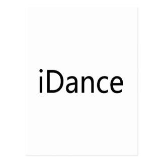 iDance Postcard
