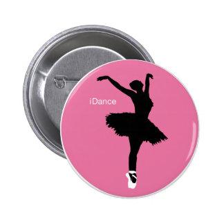 iDance (rosa) Pins