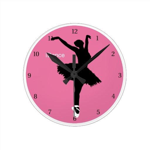iDance Round Clocks