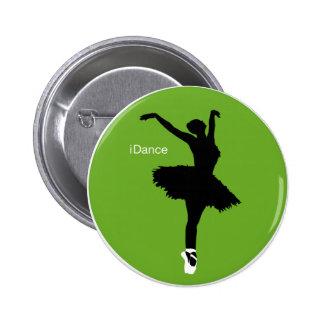 iDance (verde) Pins