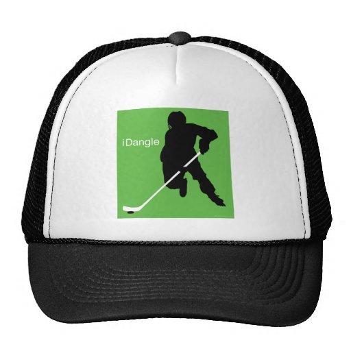 iDangle (green) Trucker Hat