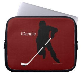 iDangle (Hockey) Computer Sleeve
