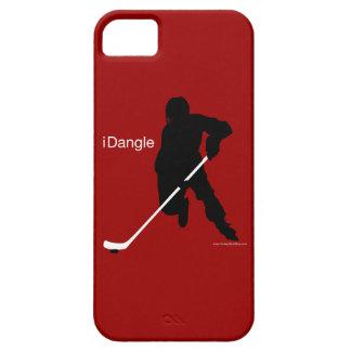 iDangle (hockey) iPhone 5 Fundas