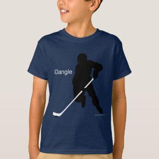 iDangle (hockey) Playera