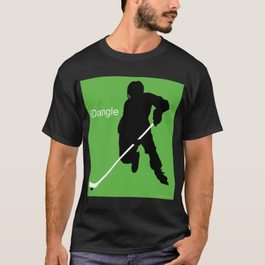 iDangle (Hockey) T-Shirt