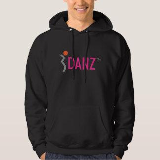 iDANZ Basic Unisex  Hooded Sweatshirt