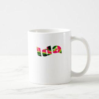 Ida's Classic White Coffee Mug