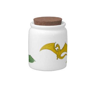 IDC dragon jar Candy Jars