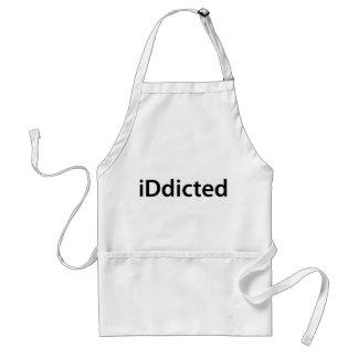 iDdicted Delantal