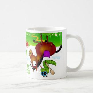 Ide Zmija - i Ju Naopako (Upside Down Snake) v2 Coffee Mug