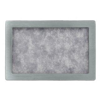 Idea abigarrada del regalo del fondo del gris de hebillas de cinturon rectangulares