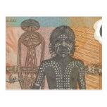 idea aborigen postales