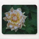 Idea amarilla del regalo del mousepad del flor de  tapetes de ratón