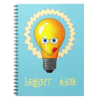 idea brillante cuadernos