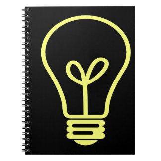 Idea brillante notebook