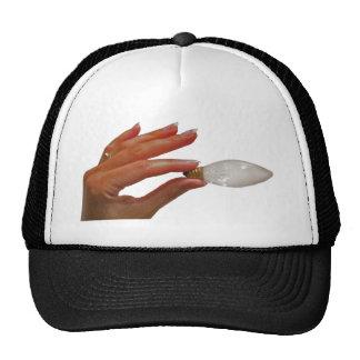 Idea brillante, o no gorras de camionero