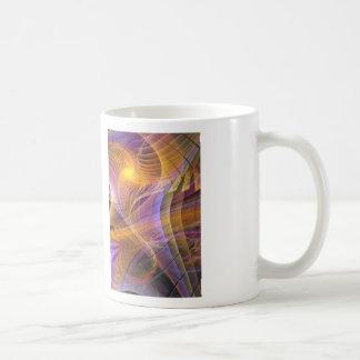Idea brillante taza de café