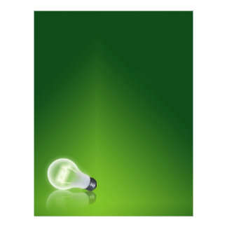 idea Bulb Flyer