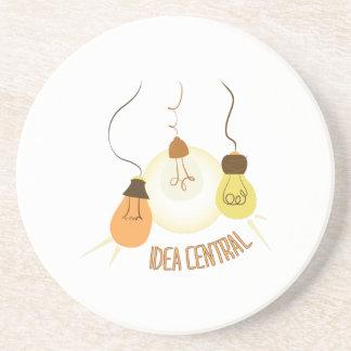 Idea Central Coasters