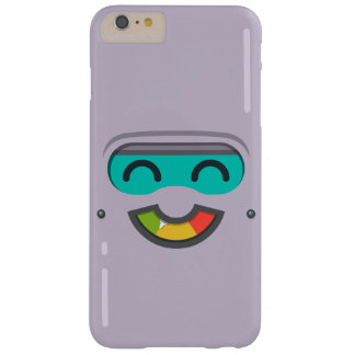 IDEA de la SUMA - marque el robot, caso del iPhone Funda Barely There iPhone 6 Plus