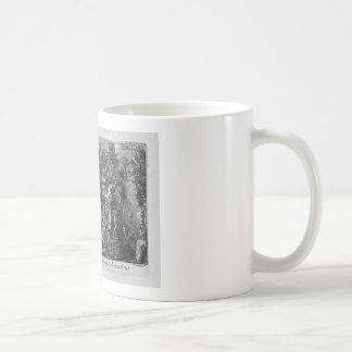 Idea del antiguo vía Appia y Ardeatina Taza De Café