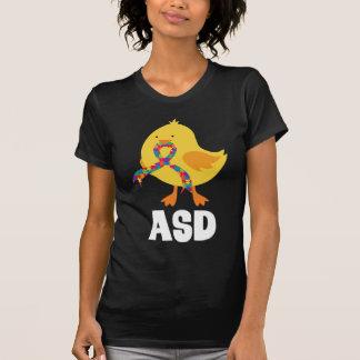 Idea del regalo de la conciencia de ASD Playera