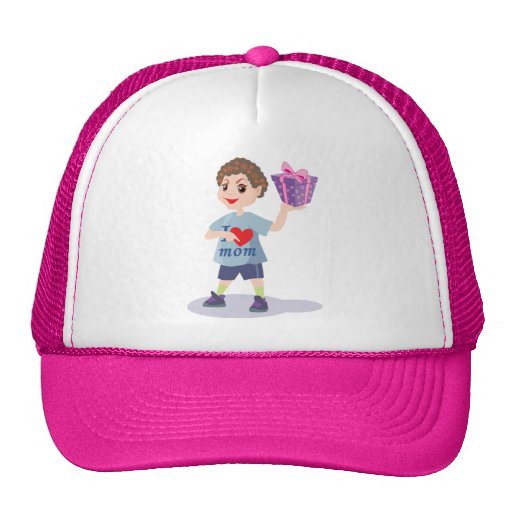 Idea del regalo del día de madres gorras