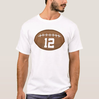 Idea del regalo del número 12 del jersey del