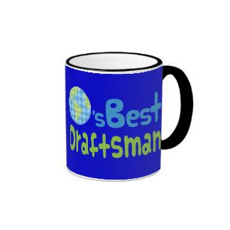 Idea del regalo para el ponente (mundos mejores) taza de dos colores