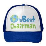 Idea del regalo para el presidente (mundos mejores gorra