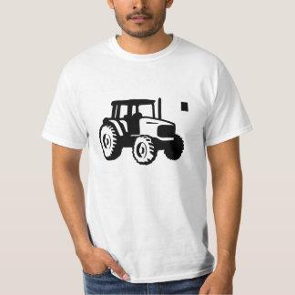 Idea en línea del diseño del XL del tractor de la Poleras