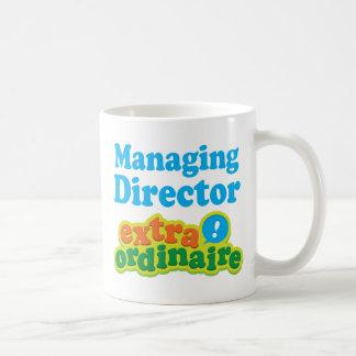 Idea Extraordinaire del director de gerente regalo Taza De Café