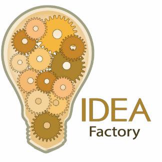 Idea Factory (Gold) Photo Cut Outs
