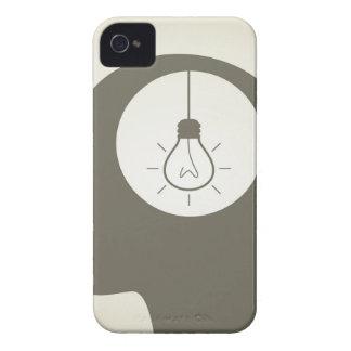 Idea in a head iPhone 4 Case-Mate case