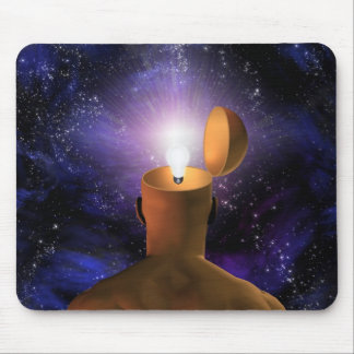 Idea in Mind Mouse Pad