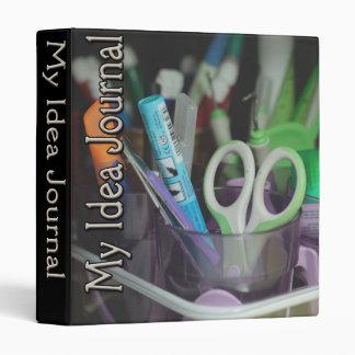 Idea Journal Album Vinyl Binders