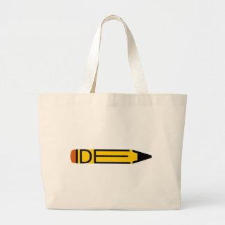 Idea Large Tote Bag