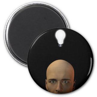 Idea 2 Inch Round Magnet