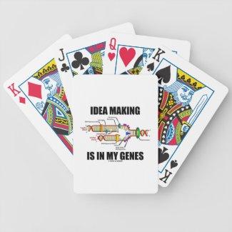 Idea Making Is In My Genes (DNA Replication) Card Decks