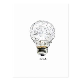Idea Postcard