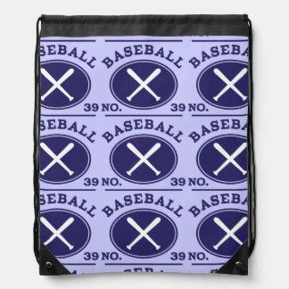 Idea uniforme del regalo del número 39 del jugador mochila
