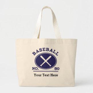 Idea uniforme del regalo del número 50 del jugador bolsas