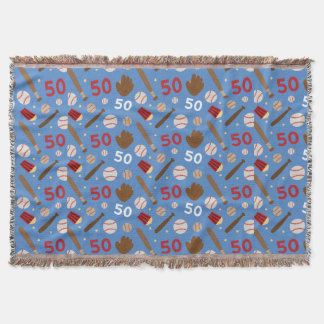 Idea uniforme del regalo del número 50 del jugador manta