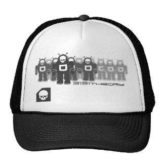 iDEAD Graphic Cap Trucker Hat