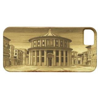 IDEAL CITY.Antique Parchment iPhone SE/5/5s Case